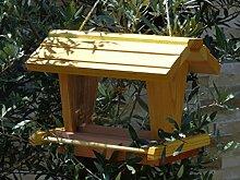 Vogelfutterhaus BTV-VOFU2G-gelb001 PREMIUM