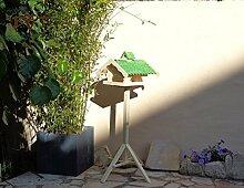 vogelfutterhaus, Vogelhäuser mit Ständer,