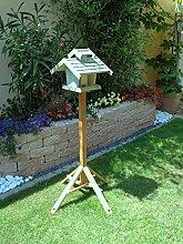 Vogelhäuser mit ständer BTV-VOVIL4-MS-türkis002
