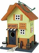 Vogelhaus Antik, Vogelhaus Antik Laden, Nistkasten