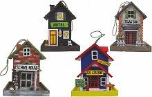 Vogelhaus, Futterhaus für Vögel,