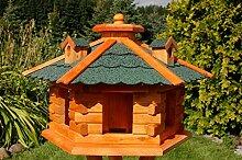 Vogelhaus Futterhaus Vogelvilla mit
