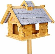 Vogelhaus Holz Vogelfutterhaus Vogelvilla