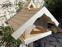 Vogelhaus mit Nistkasten BTV-VONI5-natur002
