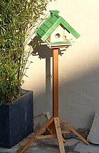Vogelhaus mit Ständer BTV-VOWA3-MS-gras001