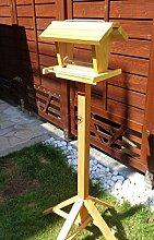 vogelhaus mit ständer BTV-X-VOFU2G-MS-gelb002
