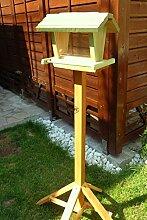 vogelhaus mit ständer BTV-X-VOFU2G-MS-moos001 NEU
