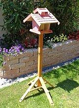 vogelhaus mit ständer, BTV-X-VOVIL4-MS-pink001