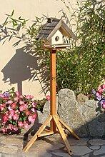 Vogelhaus mit Ständer BTV-X-VOWA3-MS-at002