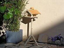 vogelhaus mit ständer,groß,mit Nistkasten +