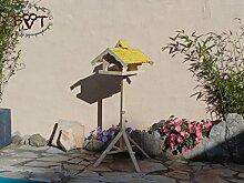 Vogelhaus,mit Ständer