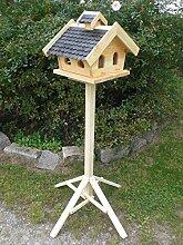 Vogelhaus mit Ständer-(V11+S1)XXL