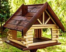 Vogelhaus Vogelhäuschen Futterhaus holz