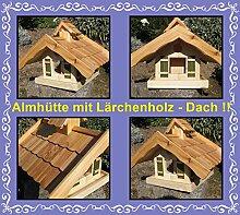 Vogelhaus Vogelhäuser-(V086)-Vogelfutterhaus mit