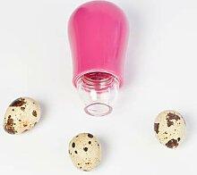 Vogelsberger Wachtelzucht Eiertrenner aus Silikon