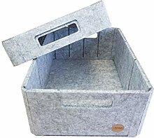 VOIGTdesign Aufbewahrungsbox Filz Regalkorb