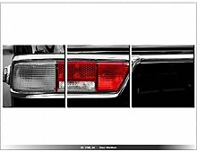 VOITURE - TABLEAU IMPRIME MODERNE - DECO - NEW DESIGN - Mercedes-Benz 280 SE