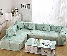 Voll Abgedeckt Sofagarnitur/Sofa Eine Volle Handtuch/Allgemeine Sofa Für Wohnzimmer Serviette-G 130x130cm(51x51inch)