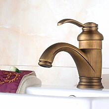 Volle Kupfer Wasserhahn Bad Mischer Wasserhahn