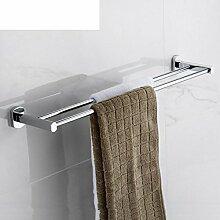 Vollkupfer-Metall Bad-Accessoires/Handtuchhalter/Handtuchhalter/Handtuchhalter/Doppelte Handtuch