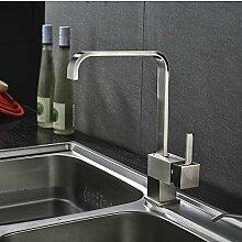 VollkupferWaschbecken Spüle Küchenarmatur
