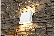 Vollmer - HEITRONIC - LED Wandleuchte SIMBO weiß