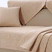 Volltonfarbe Schonbezug Sofa für Haustier, Four