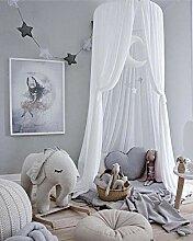 Volowoo Bett Baldachin für Kinder,