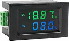 Volt Amperemeter, Droking DC 0-200V 10A
