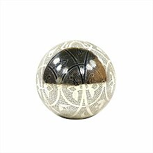 voltex Auswahl-Lampe Stellen antik, silber