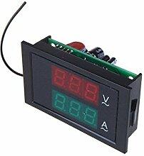 Voltmeter Amperemeter Voltmeter Mit Stromwandler Ac80-300v 0-100.0a