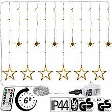 VOLTRONIC® 5 Sterne (61 LED) / 12 Sterne (150
