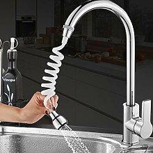 Volwco Wassersparende Wasserhahnverlängerung,