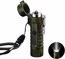 VOMONO Elektrisch Feuerzeug Winddichte, USB