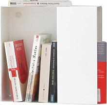Vonbox vonbox - Box Bücherregal S-Box, weiß (RAL