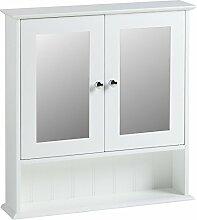 VonHaus Spiegelschrank fürs Badezimmer im