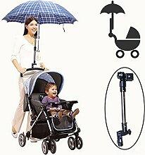 VOOYE Verstellbar Reise Fahrrad Kinderwagen One