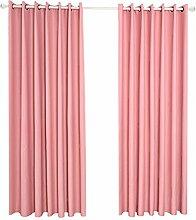 VORCOOL Thermo-Vorhang mit Ösen, 100 x 250 cm,