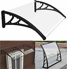 Vordach Polycarbonat-Fenster-Türvorzeltdach,