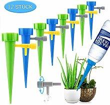 Vordas 12 Stück Automatisch Bewässerung Set,