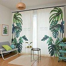 Vorhang Blickdichte Vorhänge Gardinen Wohnzimmer