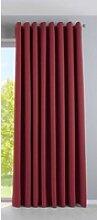 Vorhang, Gardinenbox, Öse (1 Stück), Blickdicht