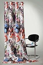 Vorhang, High Fashion, Weckbrodt, Ösen 1 Stück