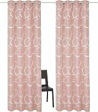 Vorhang, Kade, my home Selection, Ösen 2 Stück