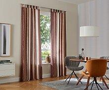 Vorhang, Macias, my home, Schlaufen 2 Stück 1,