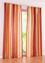 Vorhang Mexico (1er-Pack), orange (H/B: 145/140 cm)