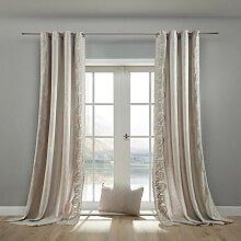 Vorhang Nele aus Leinen ca. 140x245cm