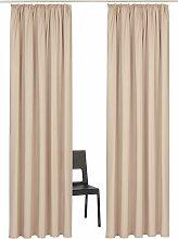 Vorhang, Parry, Home affaire, Kräuselband 2
