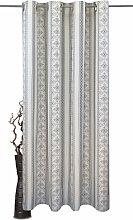 Vorhang, Rhona, VHG, Ösen 1 Stück 1, H/B: