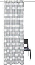 Vorhang, Streifen, my home Selection, Ösen 1